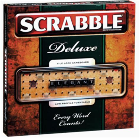 deluxe scrabble other board cards scrabble deluxe turntable with
