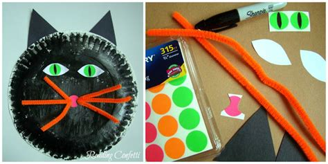construction paper crafts for 2 year olds 3 paper plate crafts for reading confetti
