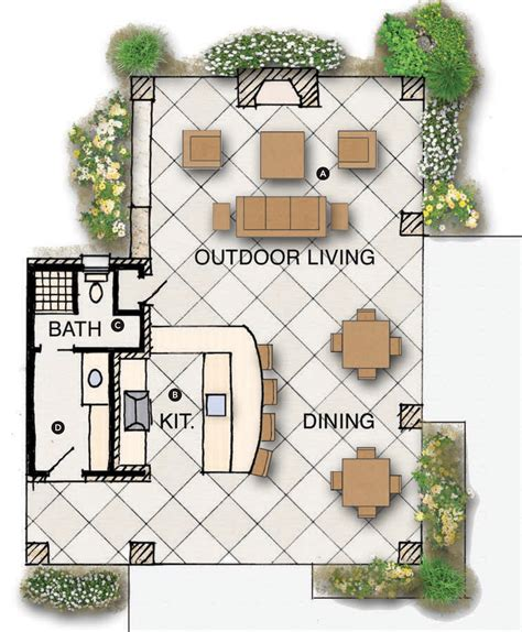 outdoor living floor plans 100 outdoor living house plans contemporary