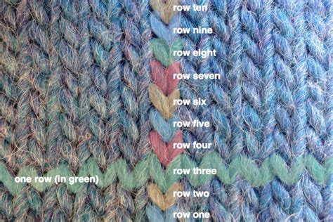 how to count knitting rows ask amanda how do i count my rows berroco design studio