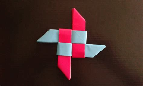 how to make origami shuriken origami оригами звезда