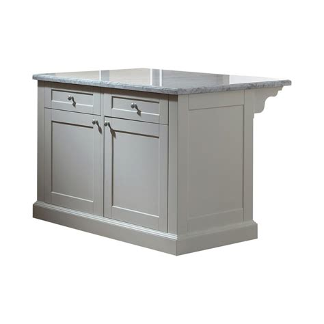 martha stewart kitchen island martha stewart living maidstone 54 in white kitchen island maidstone 54pf the home depot