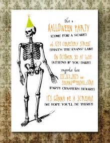 free printable halloween invitation templates free