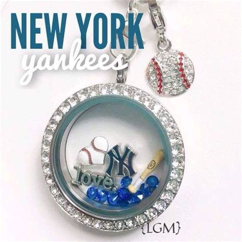 shop origami owl show us your pinstripes new mlb licensed charms for