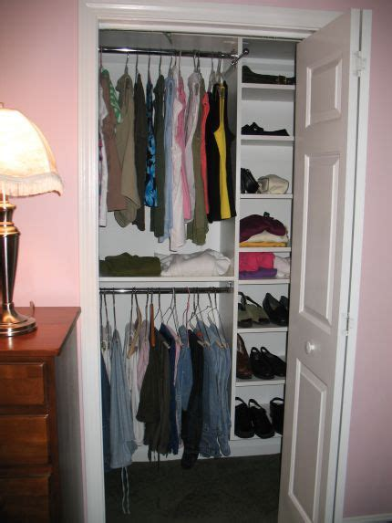 tiny closet organizers designs for small closets white reach in closetssmall