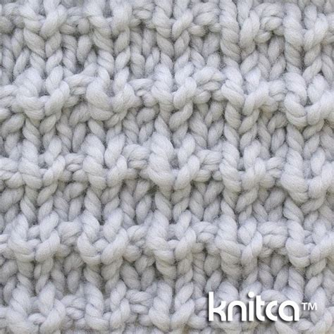 what does right side in knitting right side of knitting stitch pattern knit and purl 10