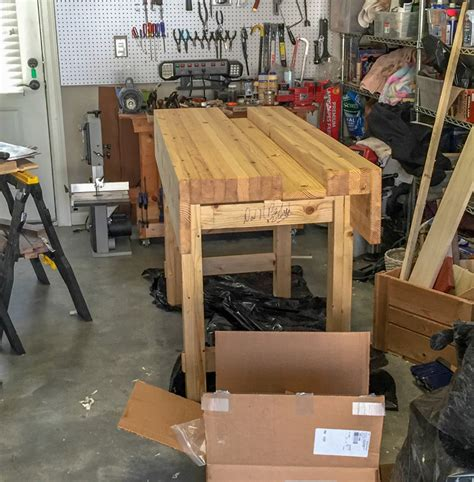 paul sellers woodworking workbench paul sellers style by dbockel2 lumberjocks