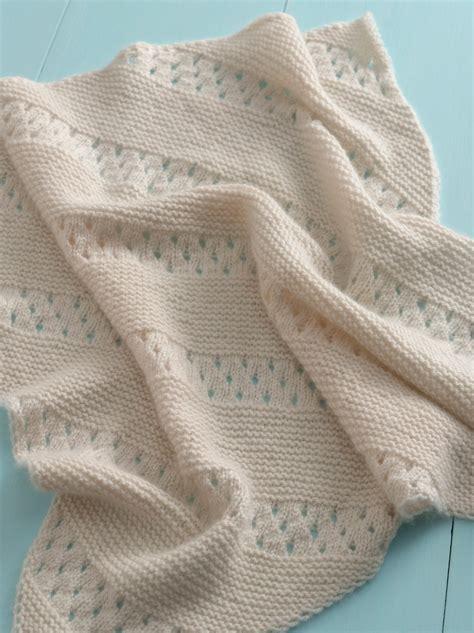 free knit baby blanket patterns treasured heirloom knit baby blanket stylesidea