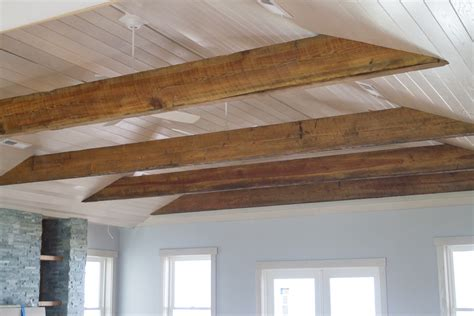 beams custom woodworking custom reclaimed wood beams add character to myrtle