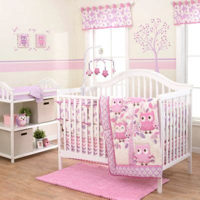 owl bedding sets for cribs buy owl themed crib bedding from bed bath beyond