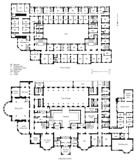 floor plans of hotels the langham hotel ucl the survey of