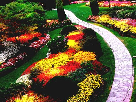 garden flower ideas awesome front yard flower garden ideas with colourful