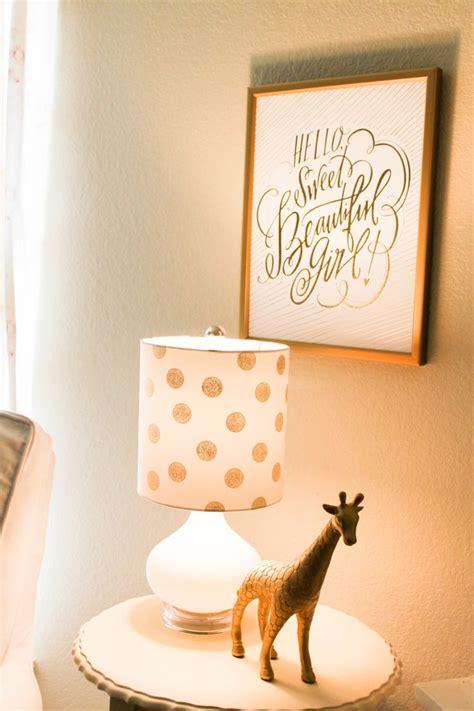 gold nursery decor 25 best gold nursery decor ideas on