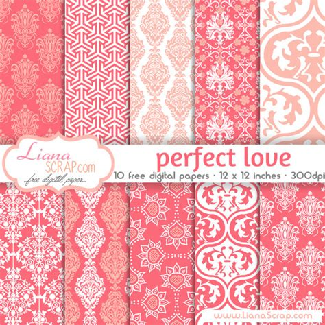 free craft papers to free digital paper pack set lianascrap