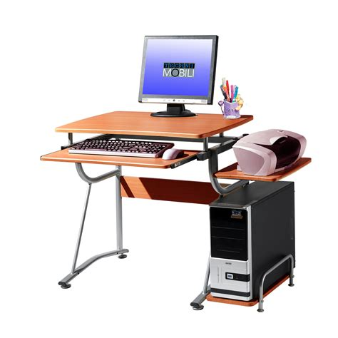 cherry student desk techni mobili cherry student desk by rta products in desks