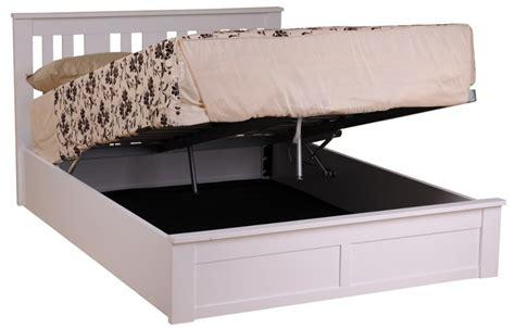 white ottoman bed frame sweet dreams coliseum 4ft small white ottoman lift