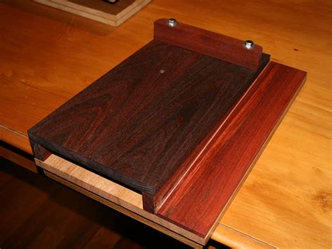 woodworking shooting board shooting board made with solid wood