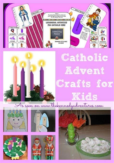 advent crafts for catholic advent crafts for