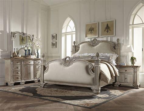 homelegance bedroom furniture homelegance orleans ii bedroom set white wash b2168ww