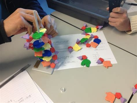 dna craft project 1000 images about dna model on