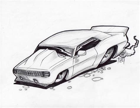 Car Wallpaper Black And White by Black And White Car Drawings 1 Hd Wallpaper
