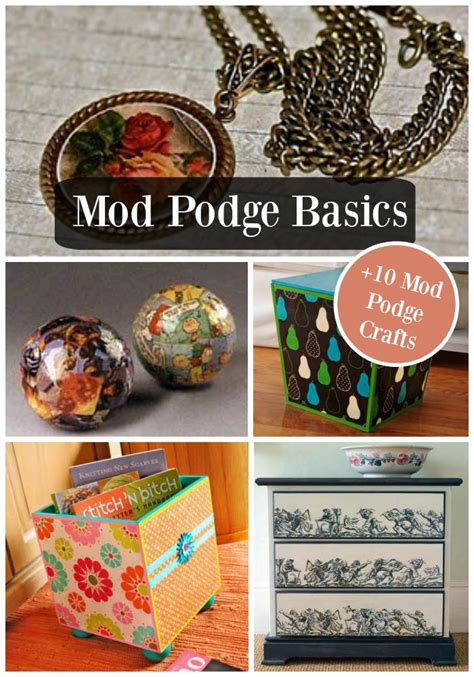 mod podge crafts for mod podge basics 10 mod podge crafts favecrafts