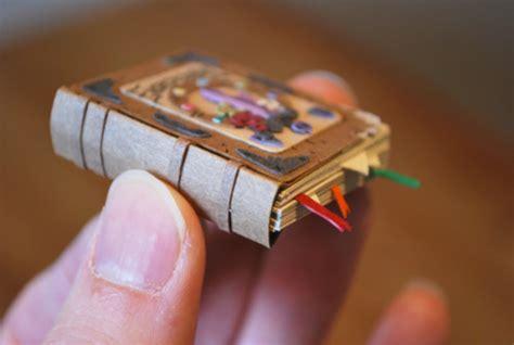 miniature paper craft cluswhit