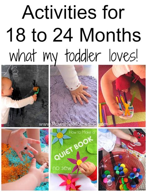projects for toddlers simple do able activities for 18 to 24 month toddlers