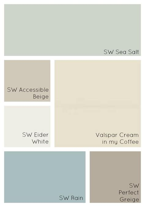 color palette for home interiors 25 best ideas about paint colors on interior