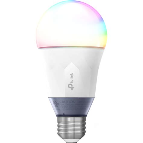 led light bulb wifi tp link lb130 wi fi smart led bulb with color changing