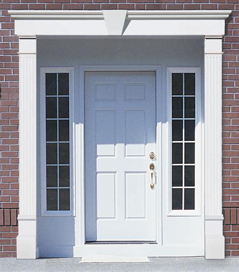 vinyl exterior doors vinyl door surrounds vinyl door trim vinyl door molding