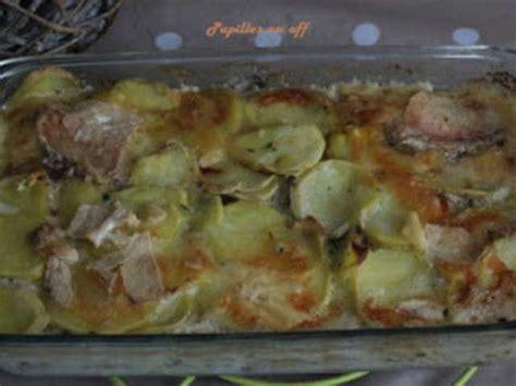 recettes de mont d or et pomme de terre