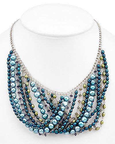 bead necklace designs iron bridge mirror silver pearls gemstones and this