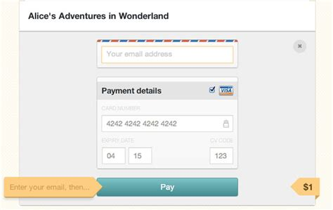 how to make payment using visa card the ultimate ux design of the credit card payment form