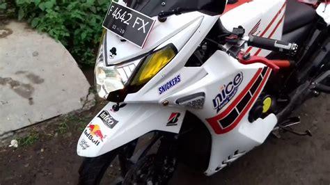 Modifikasi Matic Honda by Modifikasi Motor Matic Beat F1 Otomotif