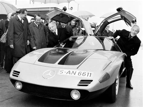 When Was Mercedes Founded by 02 10 2009 November 1969 Daimler Research Founded
