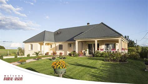 maison moderne avec plan en u