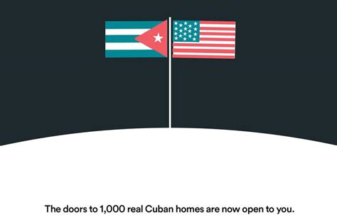 cuba airbnb airbnb marks brand s foray into cuba with new caign