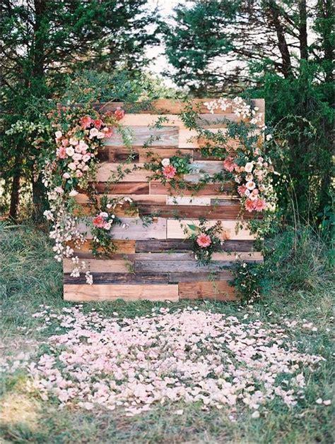 outdoor decorations ideas photos 25 rustic outdoor wedding ceremony decorations ideas