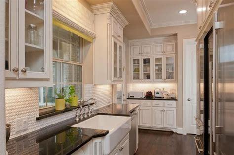 small corridor kitchen design ideas 25 stylish galley kitchen designs designing idea