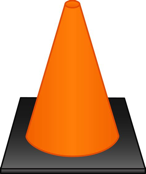 Cones Clip by Safety Cone Clipart