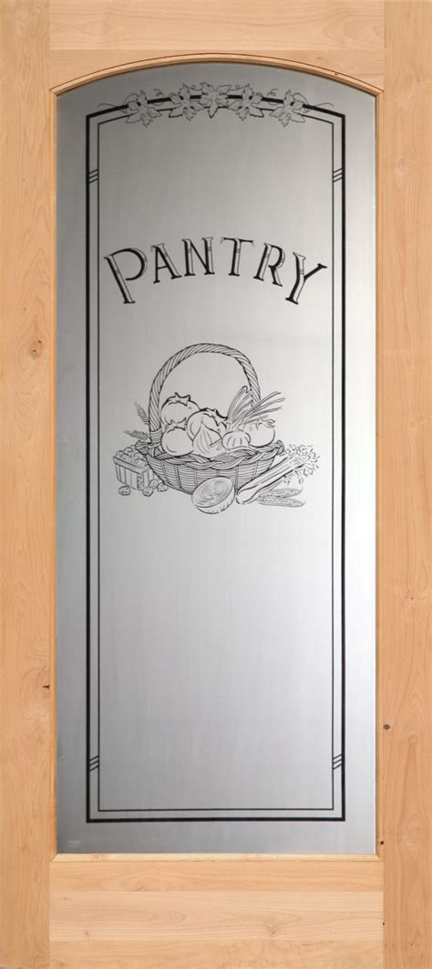 pantry door etched glass international wood trade laundry room doors pantry room