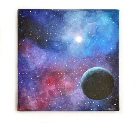 acrylic painting space 17 best ideas about galaxy painting on galaxy