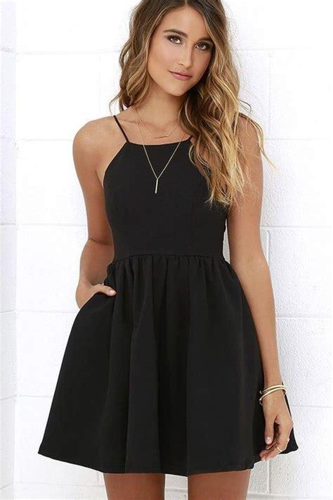 vestidos cortos negro vestidos cortos de moda negro hermosos vestidos