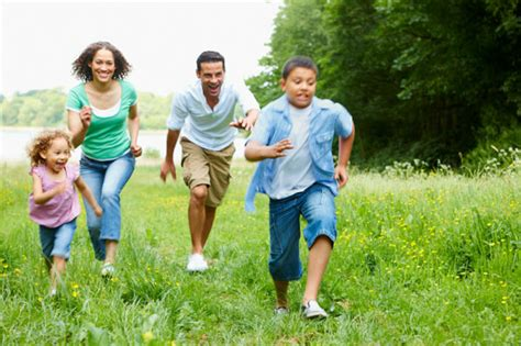 family play how to get fit with your