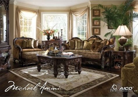 aico furniture living room set aico furniture essex manor living room set 76815 s c
