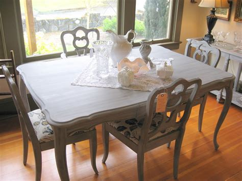 chalk paint dining room table chalk paint at south end