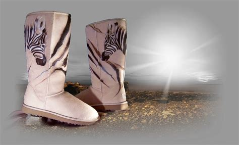 spray paint ugg boots boot spray paint images