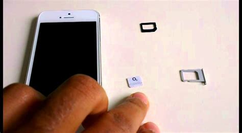 make a sim card cut micro sim card to nano sim card for iphone 5 scissors