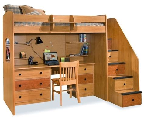 bunk bed futon desk bunk bed with futon and desk emerson low loft bed with